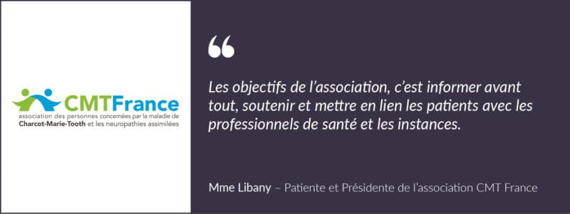 Maladie de Charcot-Marie-Tooth _Association CMT France
